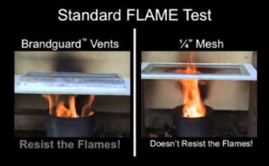 Flame Amp Ember Resistant Vents Primo Pumps Amp Fire Equipment