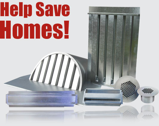 Brandguard Flame Amp Ember Resistant Vents Primo Pumps
