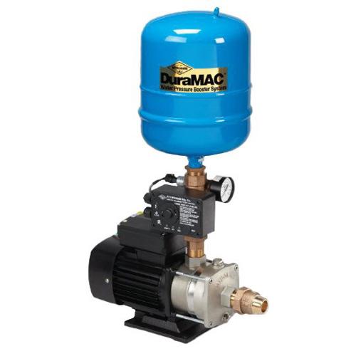 duramac 35 psi booster pump system 120v primo pumps. Black Bedroom Furniture Sets. Home Design Ideas