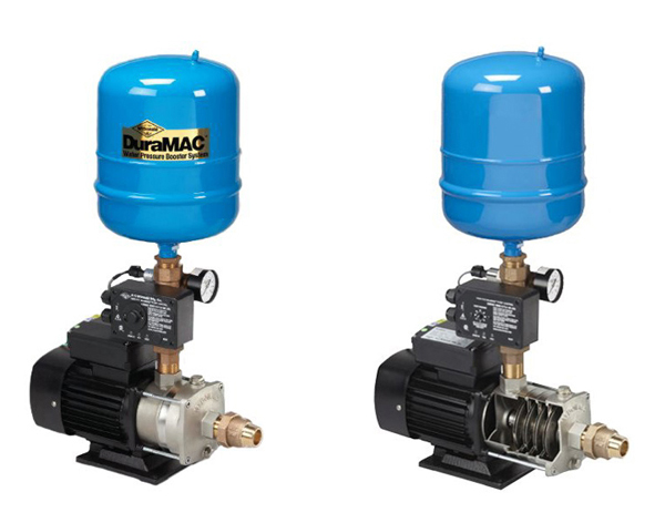 Pressure Booster Systems : Duramac commercial booster pump systems primo pumps fire