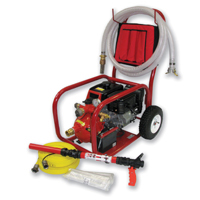 Home Firefighting�<br>14hp Fire Pump Cart Systems
