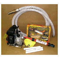 Wildfire Defense<br>Hot Tub Pump Packages