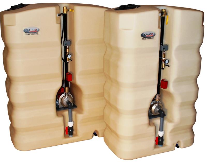 Talco Home Hydrant<br>Fire Sprinkler Pump Systems-Primo